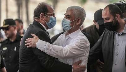 حماس في المنظومة الأمنية المصرية