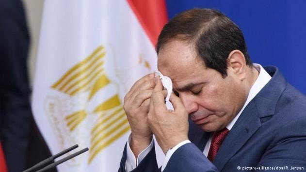 عبد الناصر يطلب السيسي بالتنحي
