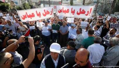 مظاهرات فلسطين على خلفية مقتل المعارض السياسى نزار بنات .. هل تطيح بالسلطة؟