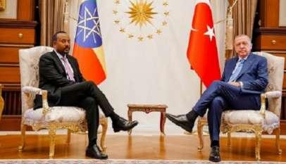 زيارات متتابعة لـ تركيا من قادة دول القرن الإفريقي